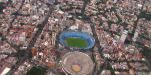 Los estadios más importantes de la Ciudad de México