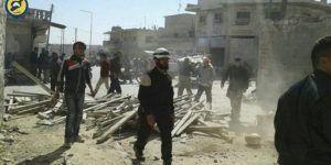 Bombardeos dejan al menos 32 muertos en Siria