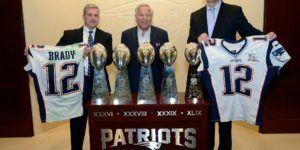 Comunicado de los Patriotas tras recuperar los jerseys del Super Bowl