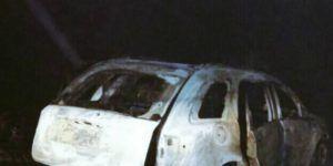 Hallan cinco cuerpos calcinados dentro de un vehículo en Chilapa