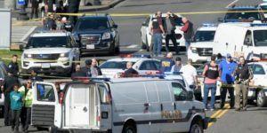 Cierran inmediaciones del Capitolio de EE.UU. tras tiroteo