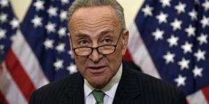 Líder demócrata afirma que no tolerará propuesta de muro