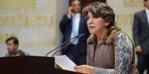 #Audio Delfina Gómez acepta que descontaba salario a empleados