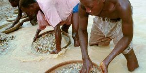Encuentran diamante gigante en Sierra Leona