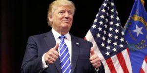 Trump elogia reporte de empleos que cuestionaba durante campaña