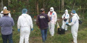 Exhumación de cadáveres en Jojutla durará cinco días