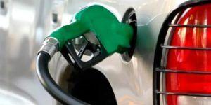 Gasolinas bajarán dos centavos