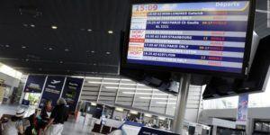 Cancelan vuelos en Francia por huelga de controladores aéreos