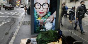 Buscan reducir la indigencia en Nueva York