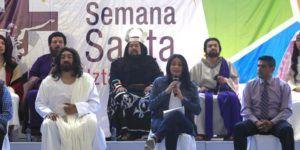 No habrá Ley Seca en Iztapalapa durante representación de la Pasión de Cristo