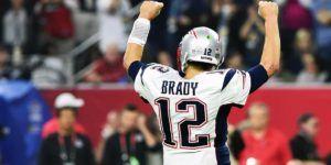 No habrá cargos contra periodista mexicano que robó jersey de Tom Brady