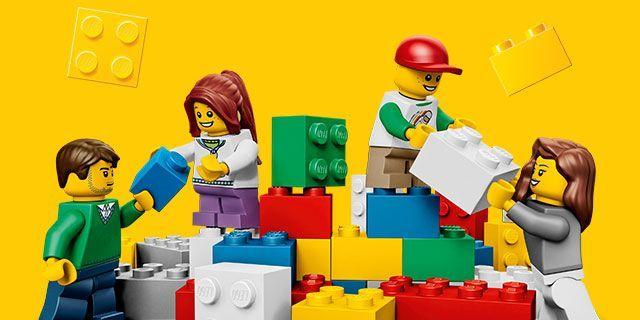 Por caída en ventas, Lego despedirá 8% de su plantilla