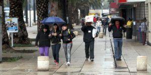 Prevén lluvias fuertes y posible caída de granizo en el Valle de México