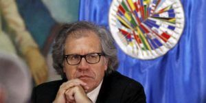 """""""La violación de la Constitución es el problema venezolano"""": OEA"""