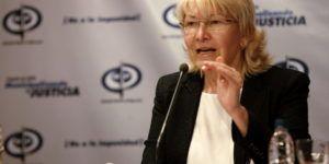 Fiscal de Venezuela pide protección a la CIDH