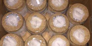Aseguran 126 kilogramos de metanfetamina en Sonora