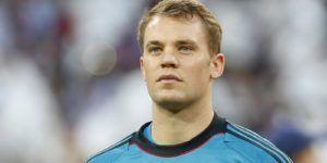 Neuer es baja con Alemania por molestias en la pantorrilla