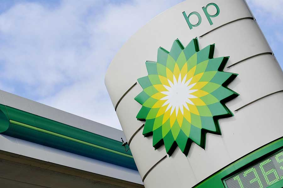 Colocan sellos de clausura a gasolinera de BP