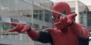 Las primeras imágenes de 'Spiderman: Homecoming'