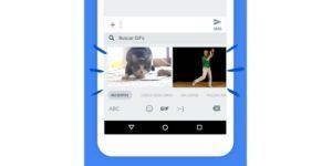 Teclado de Google en Android dará sugerencias de GIFs y emojis