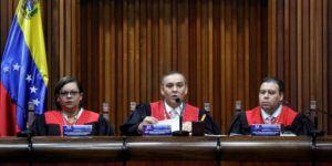 Fallo del Tribunal Supremo rompió el orden constitucional: fiscal de Venezuela