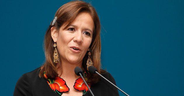 El PAN está perdiendo tiempo para el partido y para México: Zavala