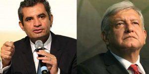 'Sé congruente y renuncia': Ochoa Reza a AMLO