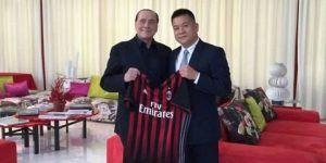 Grupo chino compra al AC Milan