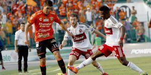 Xolos derrota a Chiapas 2-1
