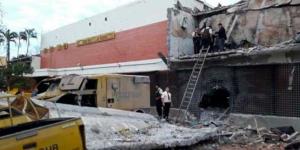 #Video Comando armado realiza robo millonario en Paraguay