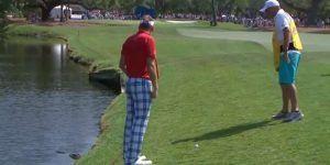 golf cocodrilo