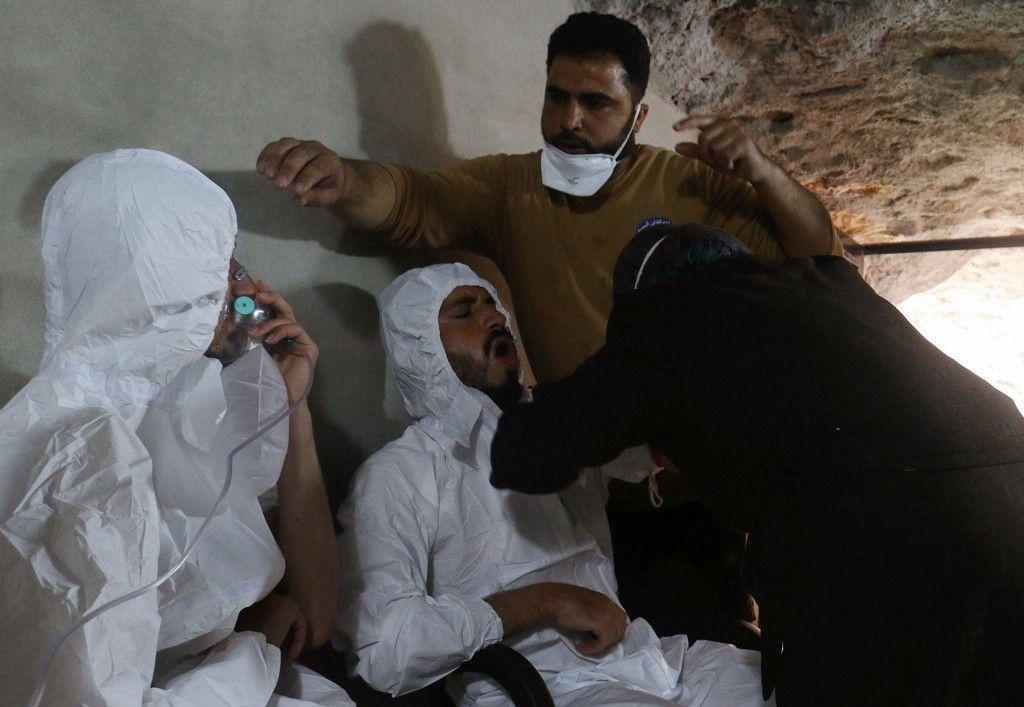 EE.UU. es cómplice de terroristas e inventó ataque químico