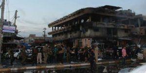 Ataque suicida en Tikrit deja al menos 35 muertos