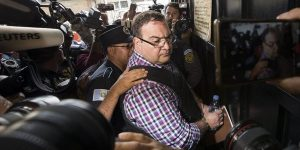 Descartan maltrato a Javier Duarte en penal de Guatemala