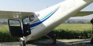 Cae avión ligero en el Estado de México