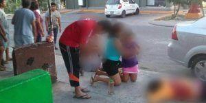 Ataque a familia en Cancún deja un muerto y tres heridos