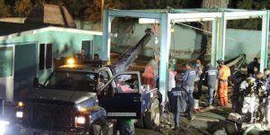 Rescatan a tres cuerpos caídos en cárcamo en Coahuila