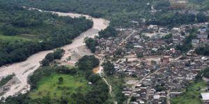 Cifra de muertos por avalancha en Colombia aumenta a 293
