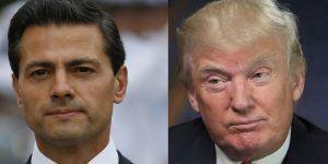 'Sin TLC sería casi imposible mantener diálogo comercial': EPN a Trump