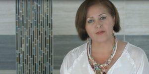 Eva Cadena se reincorpora como diputada local