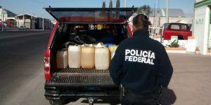 Encuentran más de 17 mil tomas de hidrocarburo desde 2014