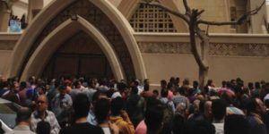 Atentados en iglesias de Egipto dejan 49 muertos