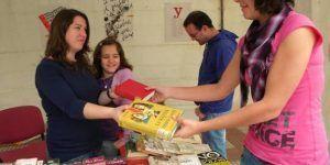 Convoca Amazon a intercambio de libros en la Condesa