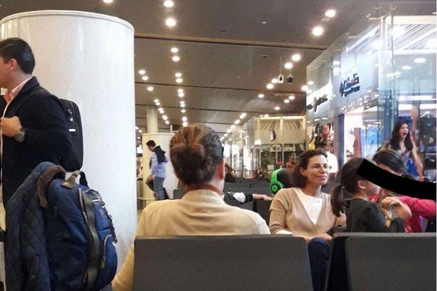 Familia de Duarte viaja desde Colombia