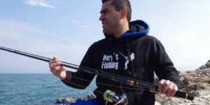 Nery Castillo deja el futbol y se dedica a la pesca