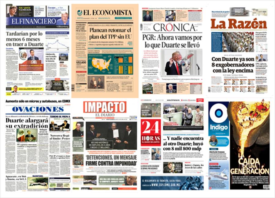 Se investigará a las personas que ayudaron a Duarte: Fiscal de Guatemala