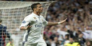 Cristiano pone al Real Madrid en semifinales de Champions