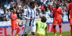 Real Sociedad de Vela manda al descenso al Granada de Ochoa