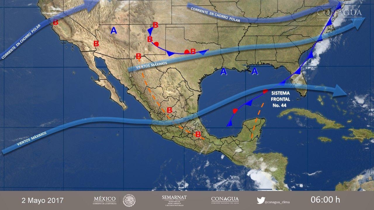 Se pronostica un miércoles caluroso para Michoacán