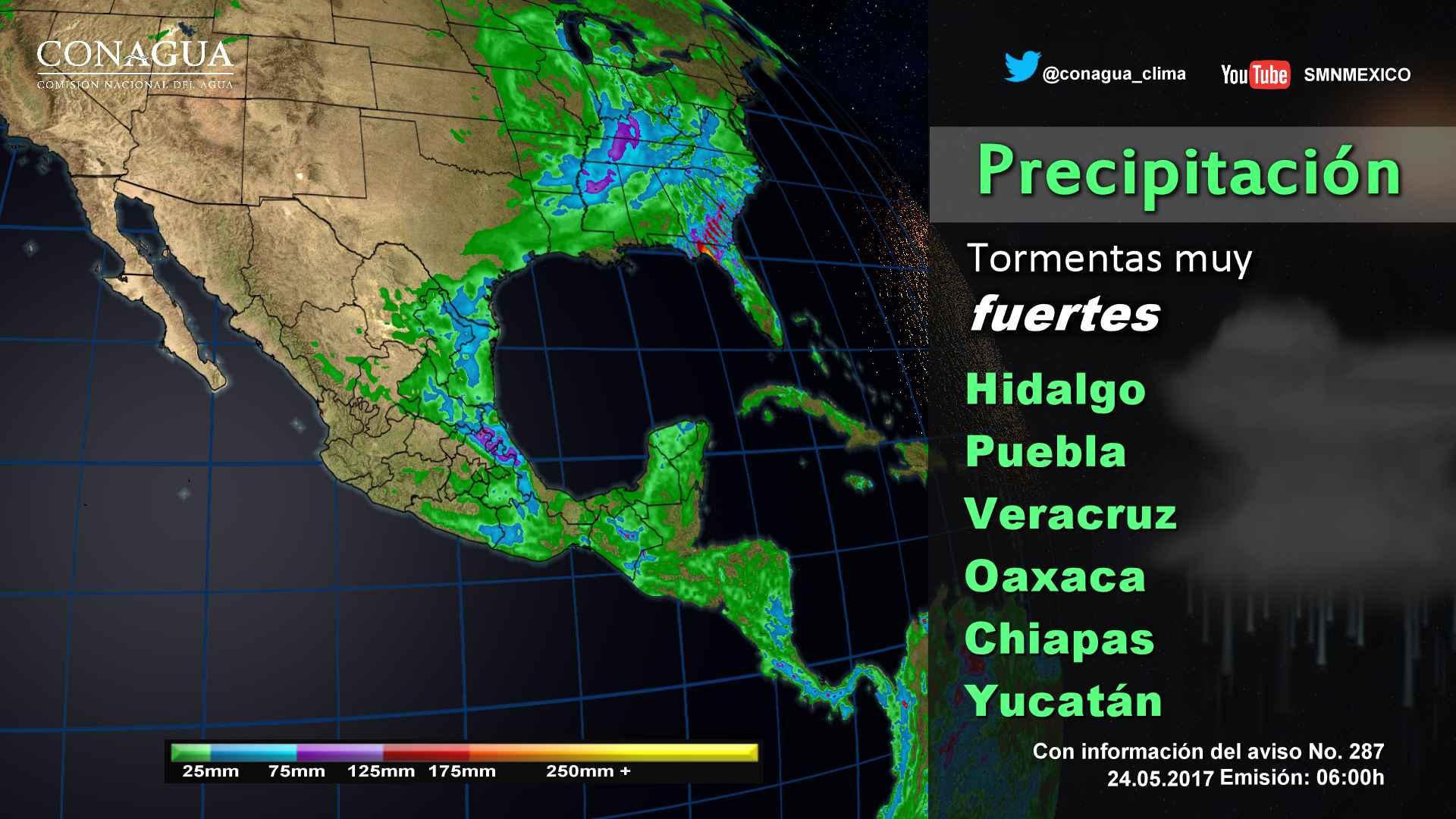 Pronostican lluvias dispersas este sábado para Nuevo León